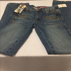 ⬇️Price Dropped Jewelled jeans